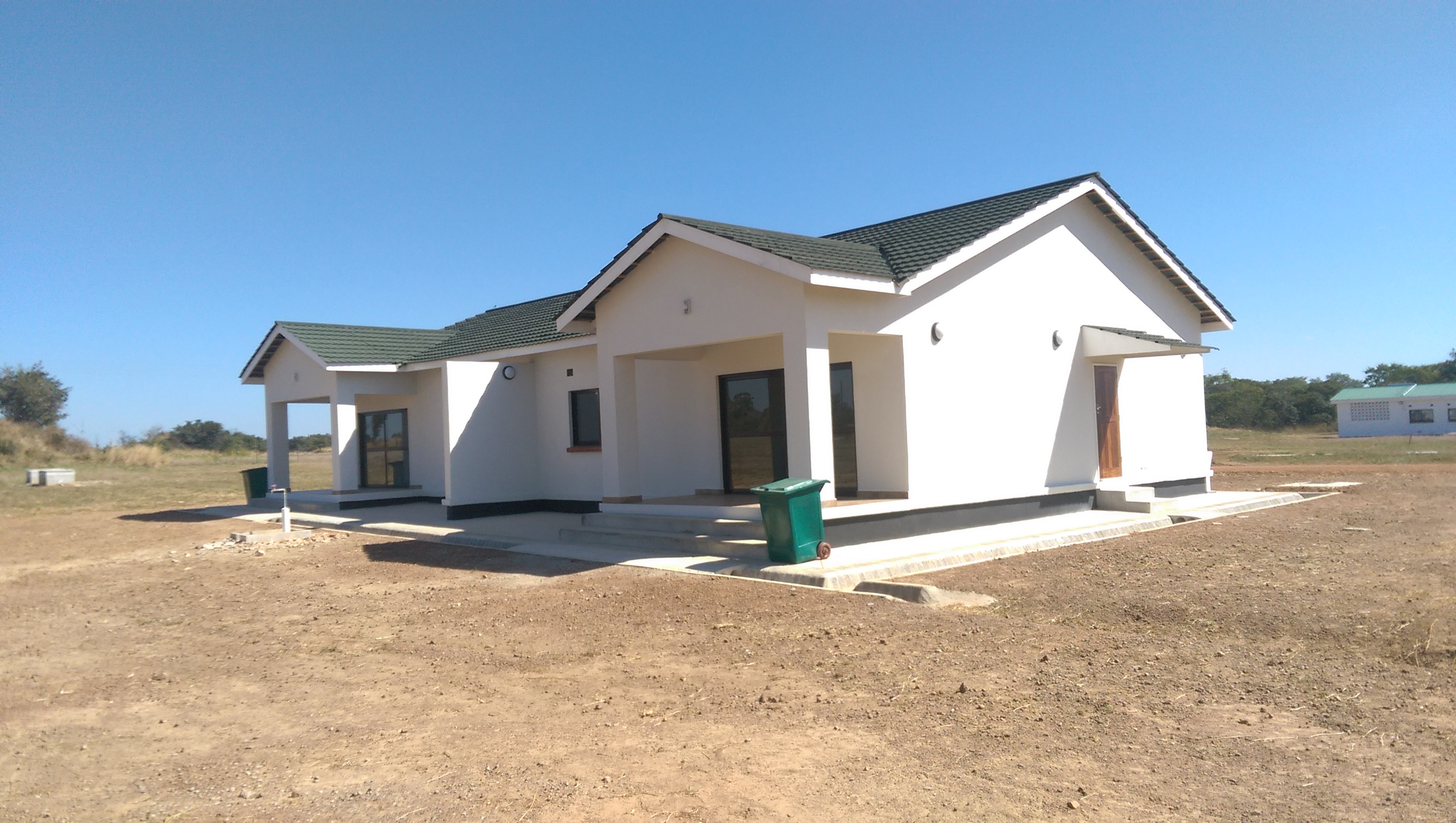 2 Bed House – JTI ADET – Chisamba – May 2016