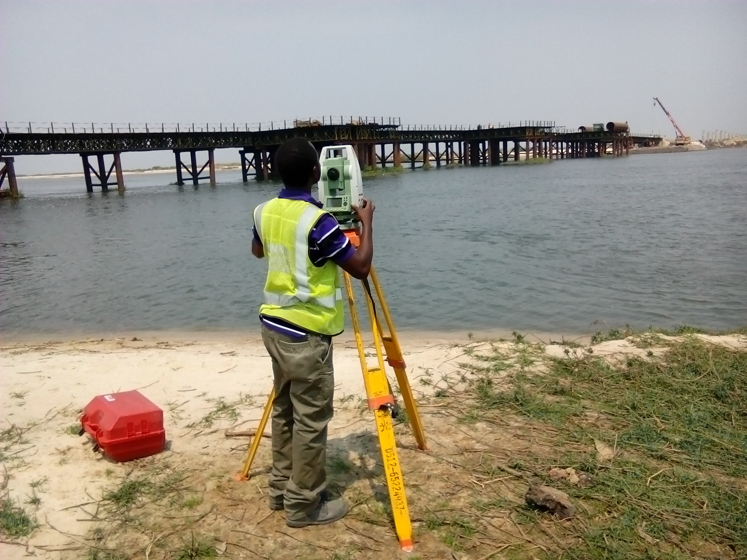 Mongu – Kalabo Surveying 5