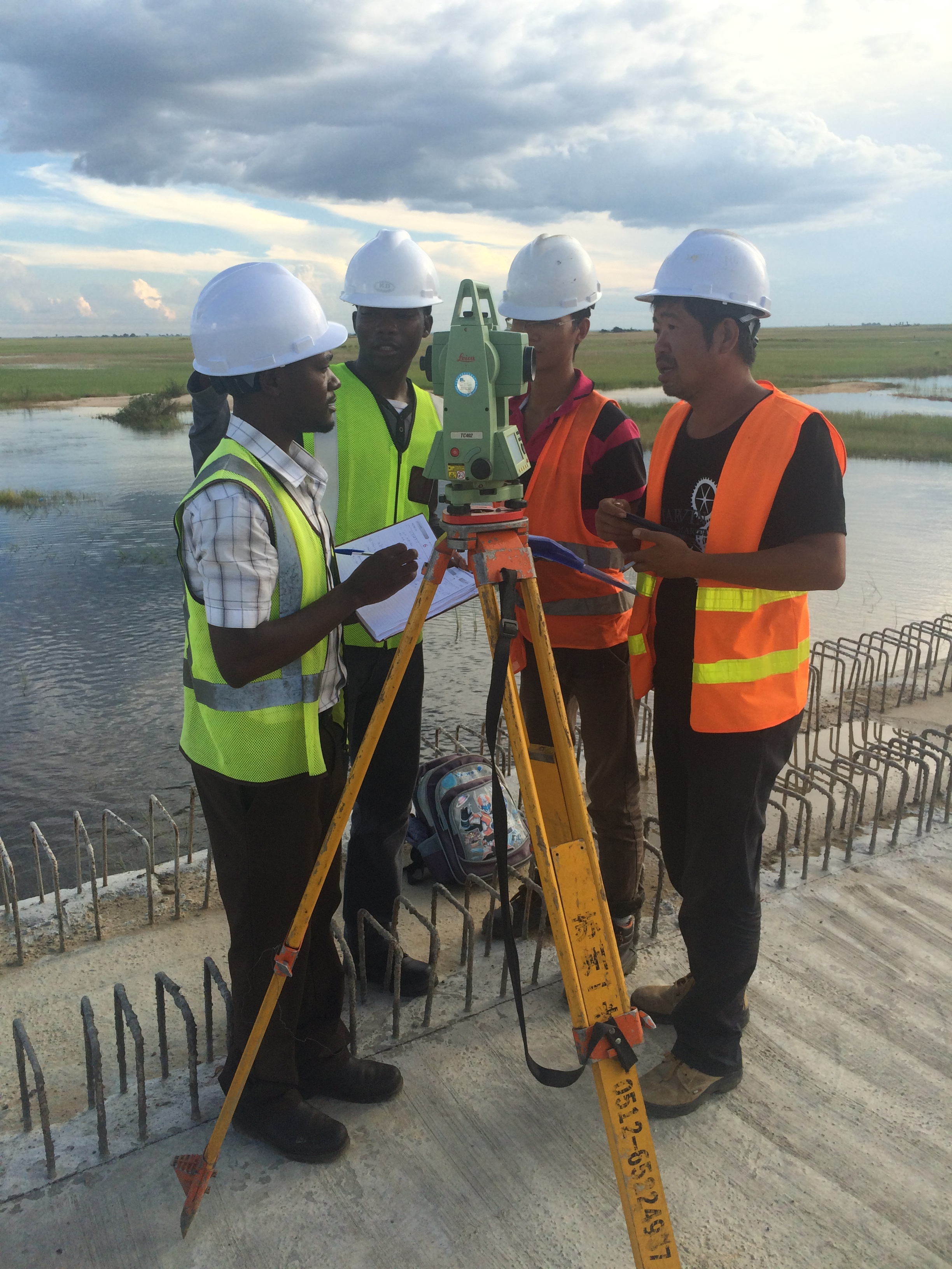 Mongu – Kalabo Surveying 6
