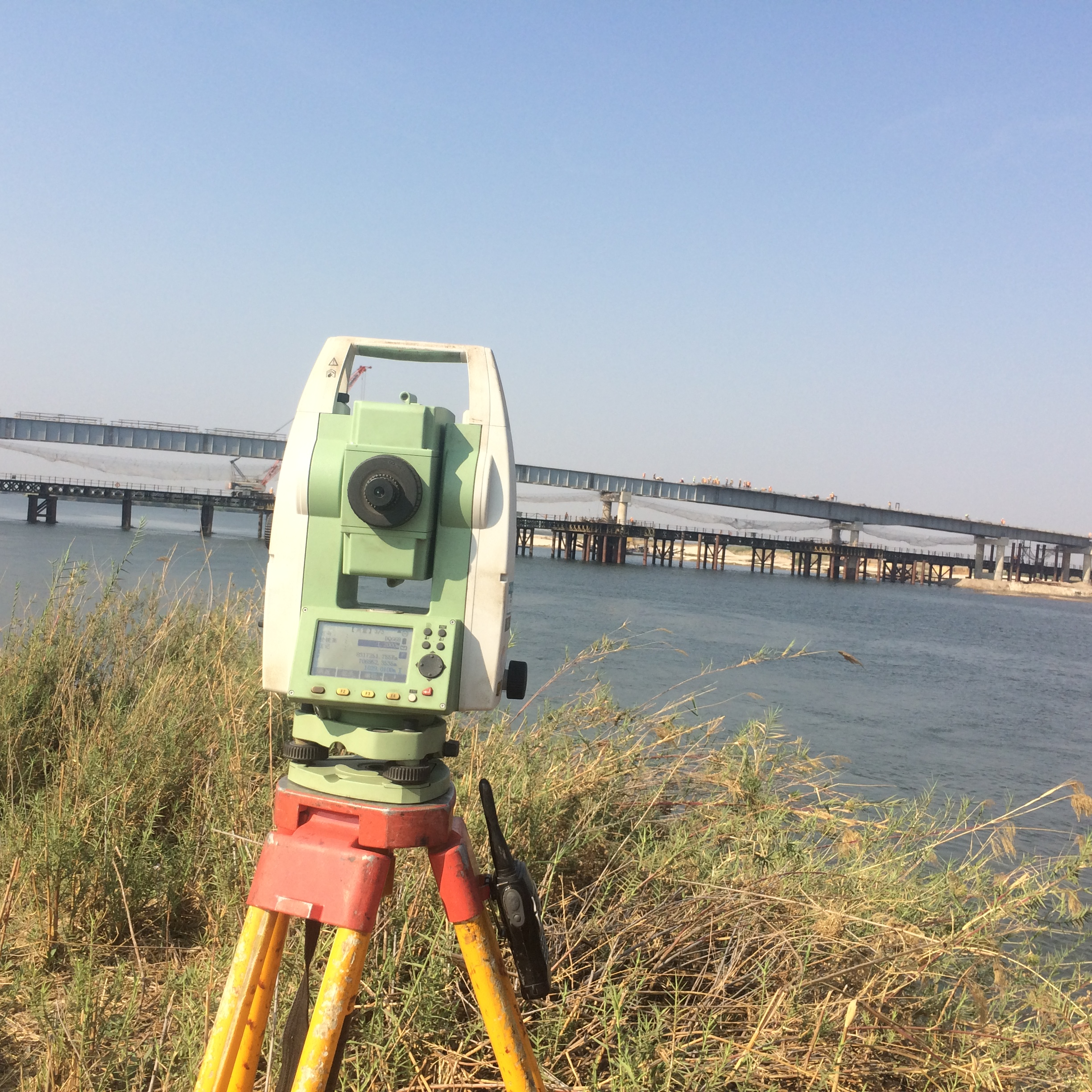 Mongu – Kalabo Surveying 7