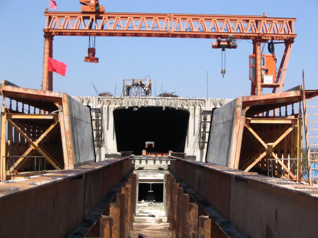 chembe bridge construction