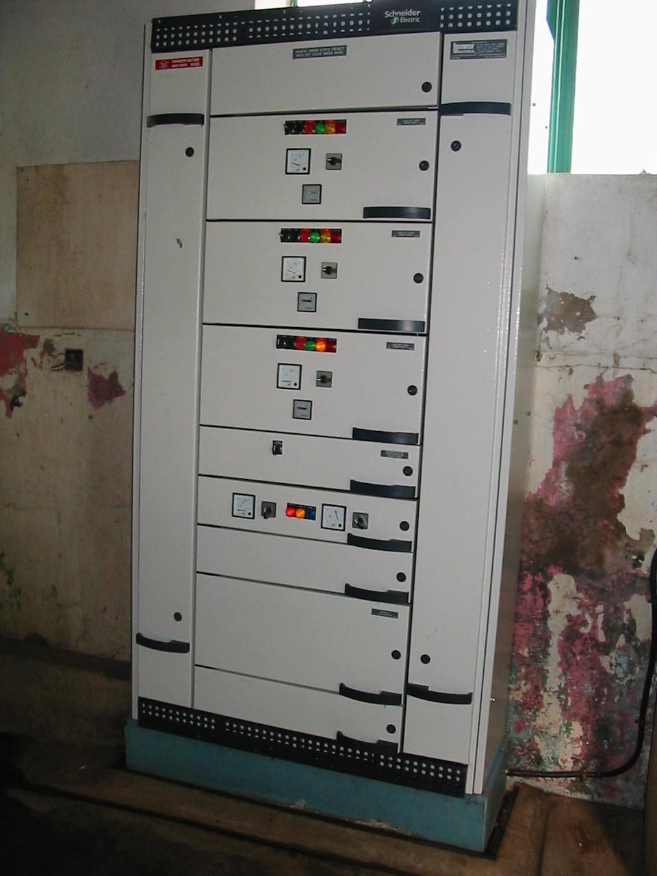 control panel-samfya