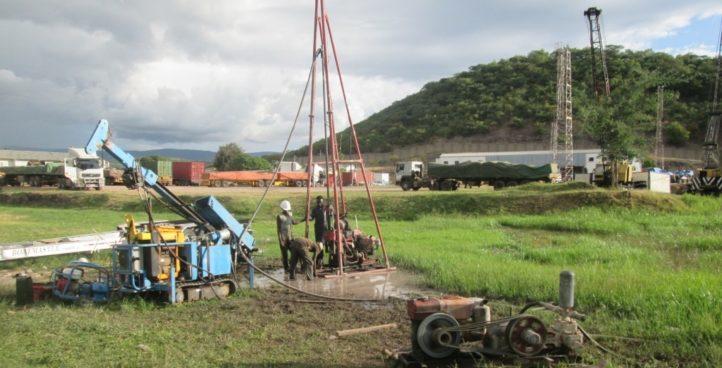 Mpulungu Harbor Geotechnical