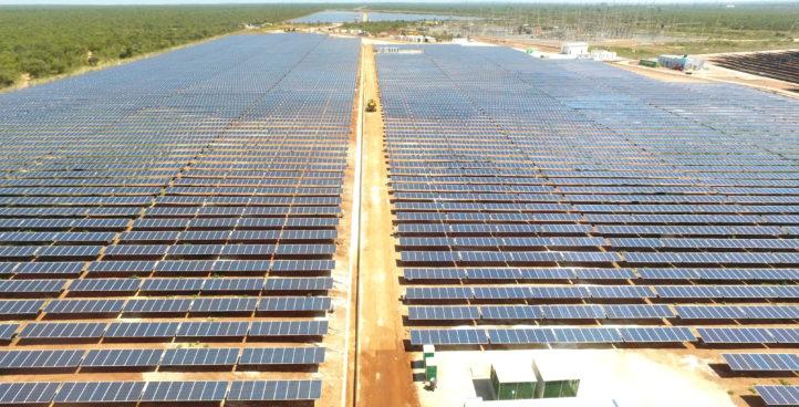 Ngonye Solar Power Plant